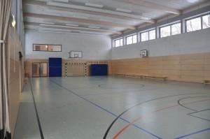 Sporthalle Scharnweberstraße 19